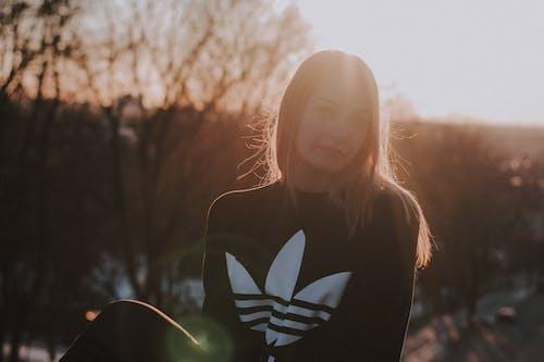 光, 品牌, 太陽, 女人 的 免費圖庫相片