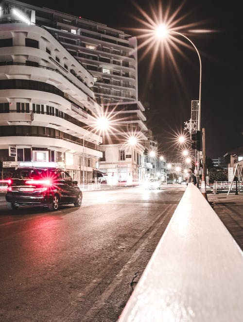 Δωρεάν στοκ φωτογραφιών με κέντρο πόλης, Κύπρος, λάρνακα, Νύχτα