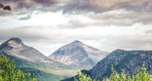 คลังภาพถ่ายฟรี ของ นอร์เวย์, ภูเขา, วอลล์เปเปอร์