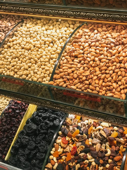Assorted Nuts Lot