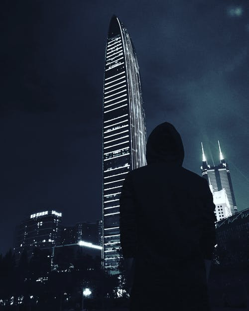 Gratis stockfoto met avond, Azië, bouwen, donker
