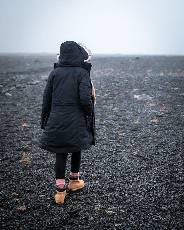 borús, gyalogló, hideg
