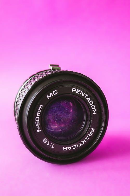 ekipman, kamera lensi, lens içeren Ücretsiz stok fotoğraf