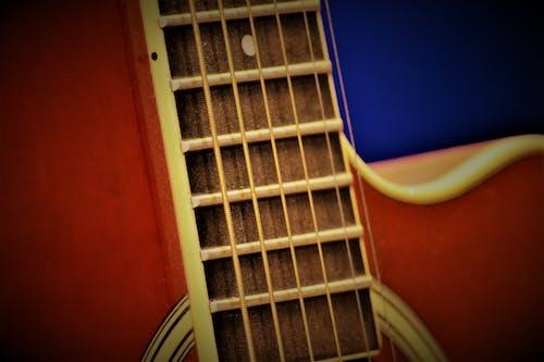 Fotos de stock gratuitas de cuerdas de guitarra