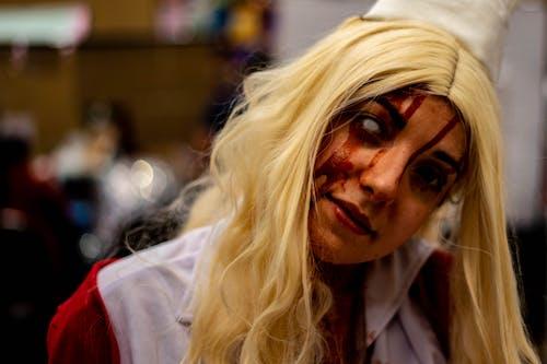 Fotobanka sbezplatnými fotkami na tému cosplay, horor