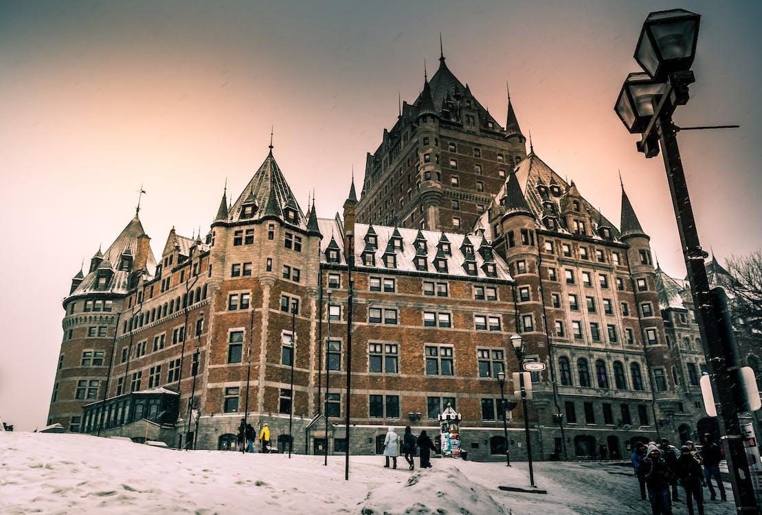 castillo, escena urbana, estilo urbano