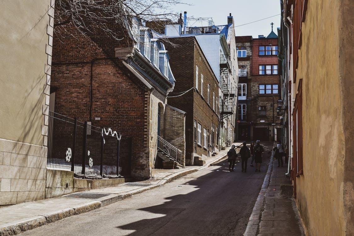 การถ่ายภาพในเมือง, ฉากในเมือง, ชีวิตในเมือง