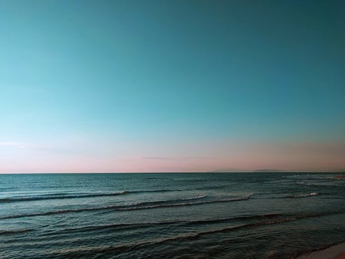 Gratis lagerfoto af bølger, hav, havudsigt, himmel