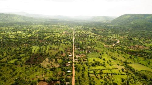 Kostenloses Stock Foto zu dji, drohne, haiti, luftaufnahme