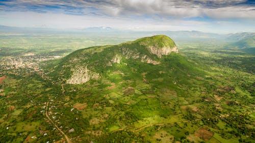 Kostenloses Stock Foto zu berg, dji, drohne, haiti