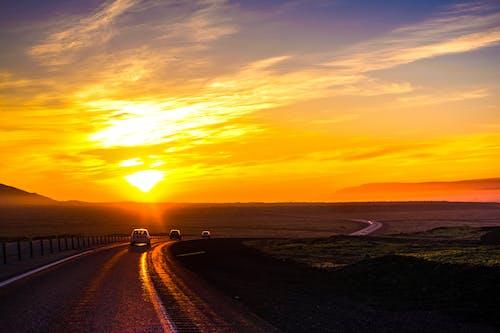 Foto stok gratis Islandia, lansekap, Seni rupa