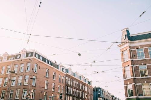 Kostenloses Stock Foto zu apartments, architektur, stadt, städtisch