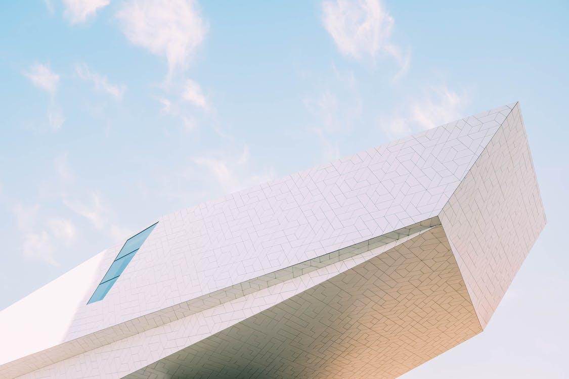 architektúra, budova, moderný