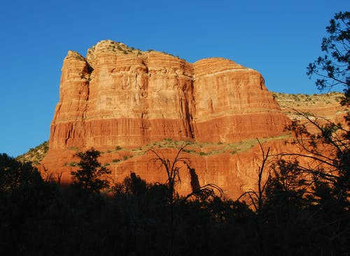 Red Rock Formation in Sedona Arizona