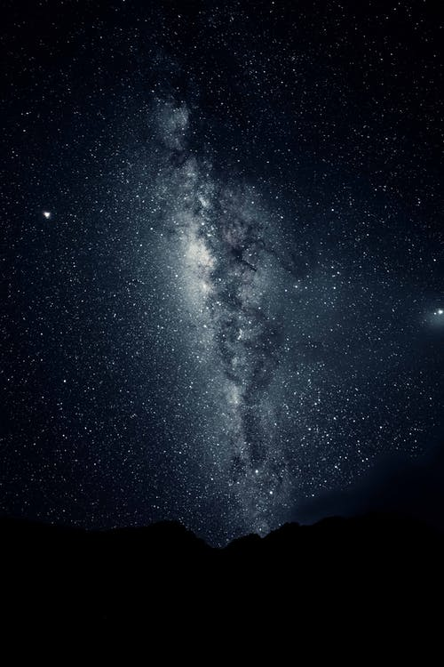 astrologia, astronomia, ciemny