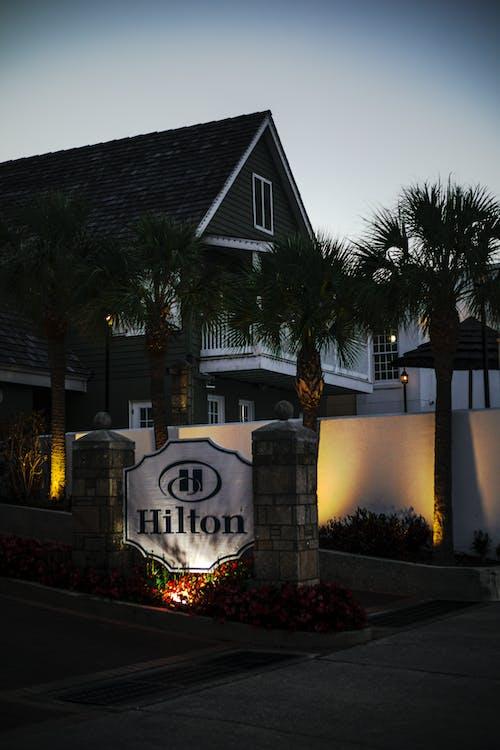 Ảnh lưu trữ miễn phí về hilton, khách sạn, khách sạn cũ, khách sạn hiton