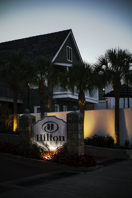 Základová fotografie zdarma na téma hilton, hotel, hotel hiton, starý hotel