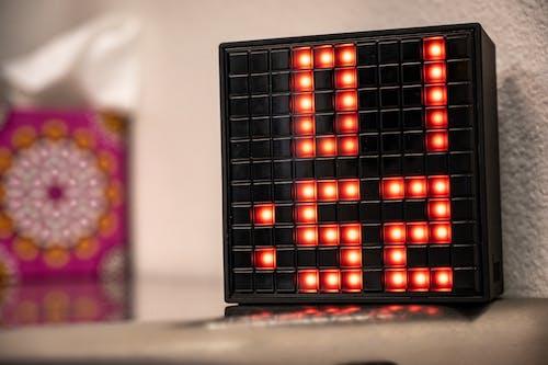 Základová fotografie zdarma na téma automatický, barva, čas, časovač