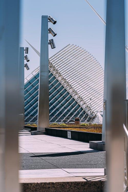 ガラスアイテム, コンテンポラリー, シティ, ビジネスの無料の写真素材