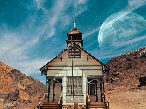 Free stock photo of calico, california, desert, ghost town