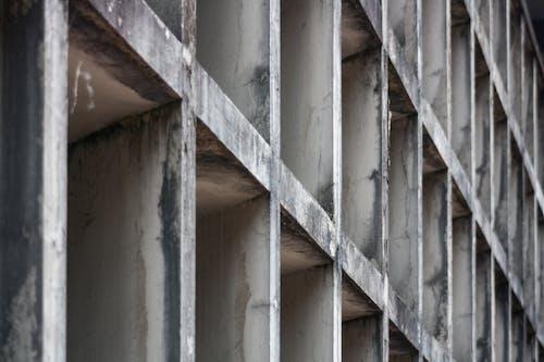 Základová fotografie zdarma na téma architektura, beton, městské fotografie, opuštěný
