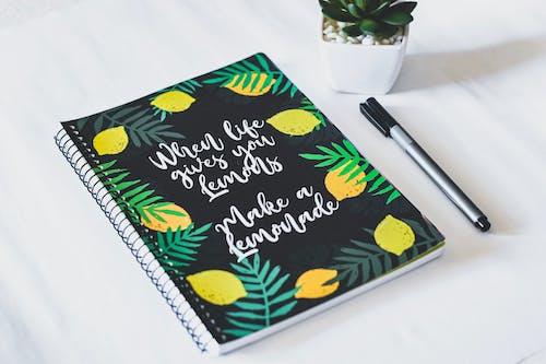 Cuaderno De Espiral Cuando La Vida Te Da Limones