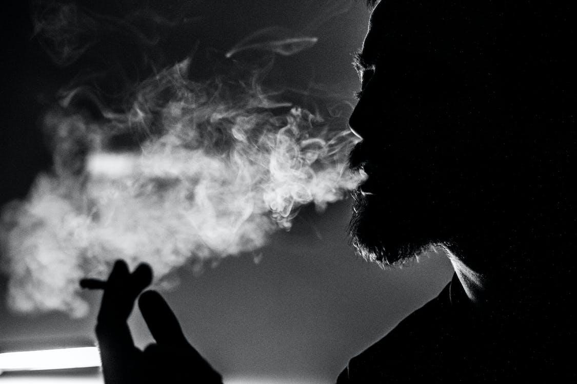 人, 抽煙, 抽煙者