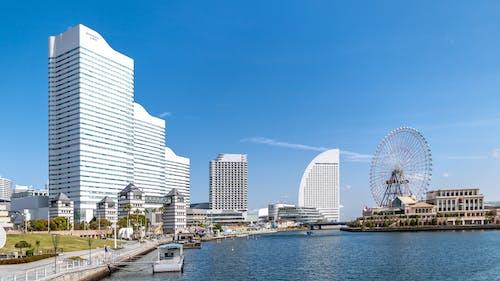 Bay In Yokohama