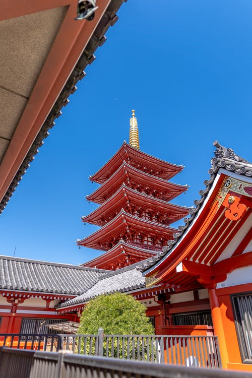 arkitektur, Asiatisk, Asiatisk arkitektur