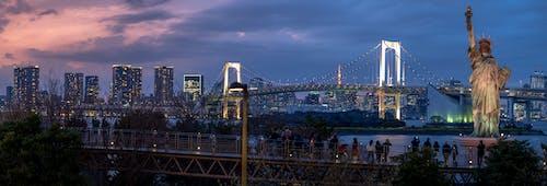 Бесплатное стоковое фото с архитектура, город, достопримечательность, здания