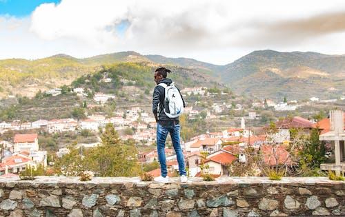 คลังภาพถ่ายฟรี ของ clody, นางแบบ, ภูเขา, วอลล์เปเปอร์