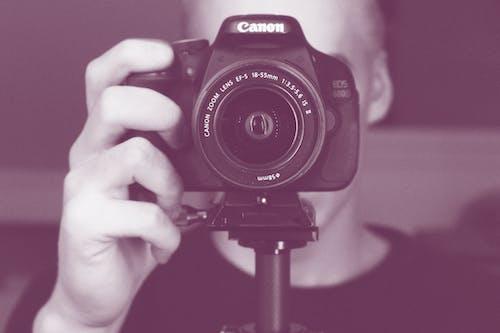 Gratis lagerfoto af årgang, Canon, close-up, Dreng