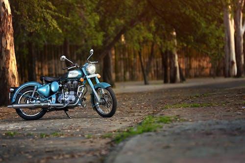Immagine gratuita di automotive, bicicletta, chopper, classico