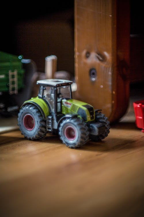Free stock photo of action, agricultural machine, blur, car
