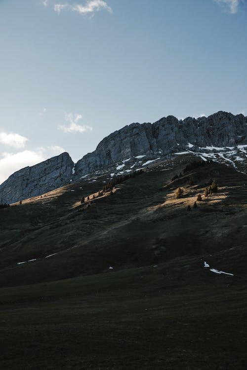 bukit, fotografi lanskap, gunung