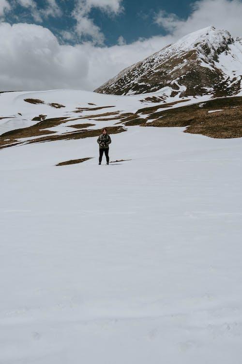 Immagine gratuita di avventura, collina, escursionismo, fotografia della natura