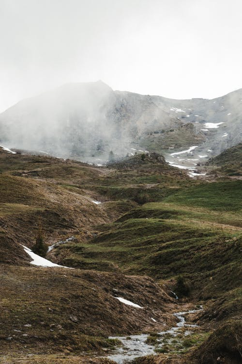 col des annes, 健行, 冬季, 冰 的 免费素材照片