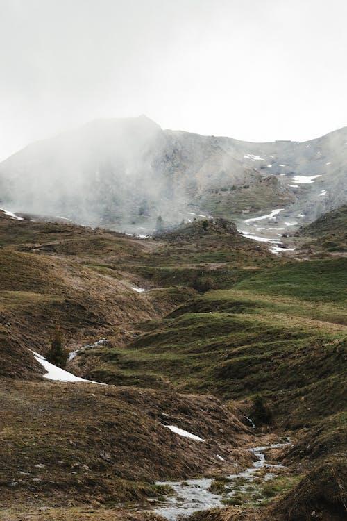 col des annes, 健行, 冬季, 冰 的 免費圖庫相片
