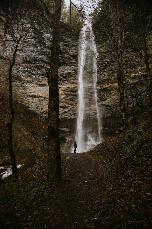Immagine gratuita di cascata, cascate, esterno, francia