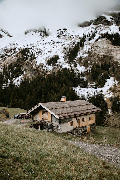 Základová fotografie zdarma na téma cestování, chýše, doma, dovolená