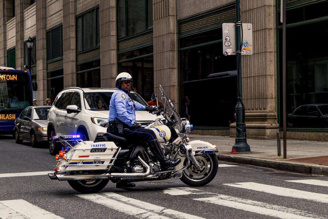 アスファルト, アフリカ系アメリカ人, オートバイ