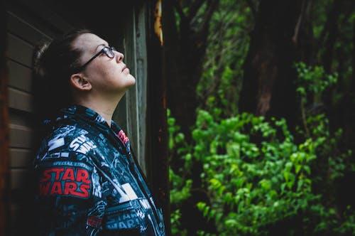 Základová fotografie zdarma na téma bunda, dioptrické brýle, hloubka ostrosti, hvězdné války