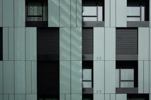 城市摄影, 外觀, 平面設計, 建築設計 的 免费素材照片