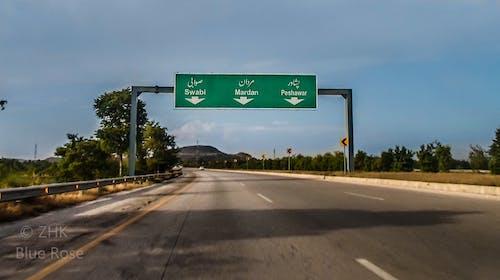 Foto d'estoc gratuïta de autopista, carrer, carretera, cel