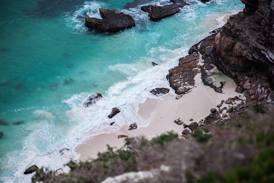 การถ่ายภาพทิวทัศน์, การถ่ายภาพธรรมชาติ, ชายทะเล
