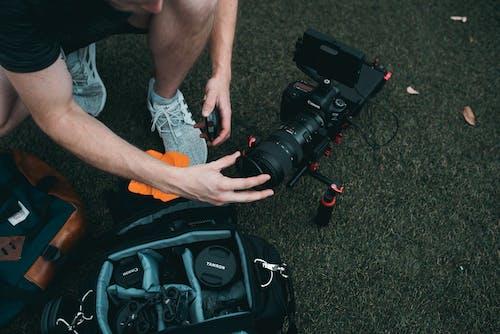 Бесплатное стоковое фото с canon, в помещении, инструмент, камера