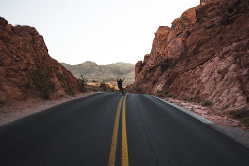 Kostnadsfri bild av asfalt, äventyr, avlägsen, berg