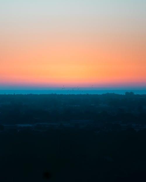 Immagine gratuita di alba, ambiente, bellissimo, cielo