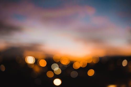 Imagine de stoc gratuită din amurg, apus, blur, bokeh