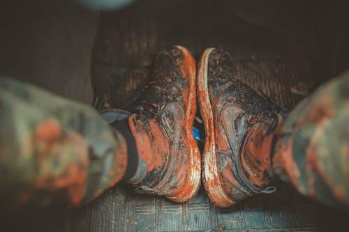 Kostnadsfri bild av ben, färg, ha på sig, industri